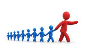 follow-leader